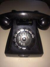 Ruen Ericsson PTT Rotary Desktop Phone ~Very Nice~