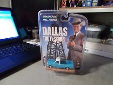 2013 GREENLIGHT DALLAS TV SERIES 1970 CHEVROLET C-10 PICKUP TRUCK BLUE