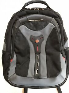 Fabulous Black Swiss Army Wenger Backpack