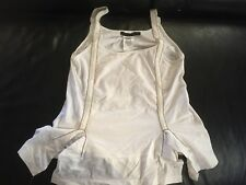 blouse dame Marithé Francois Girbaud Blanche taille M