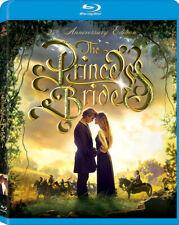 The Princess Bride (25th Anniversary Edition) [Blu-ray], Good Dvd, Robin Wright,