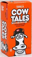 Cowtales Vanilla Chewy Caramel Candy Cow Tales Bulk 36 Count Box Over 2 LBS