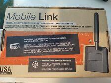 Generac Mobile Link cellular remote monitoring solution