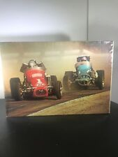 Road & Track Racing Puzzle 500 pieces Dirt STP Sprint Car Oval Mario Andretti