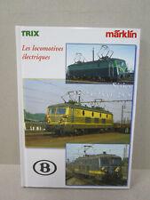 TRIX MÄRKLIN : Locomotives électriques séries 22, 23, 25 et 25.5 état neuf. SNCB