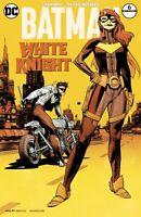 BATMAN WHITE KNIGHT #6 OF 8 VARIANT COVER B 1ST PRINT