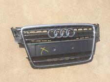 AUDI S4 GRILLE 2009 2010 2011 2012 GRAY 8K0853651B OEM