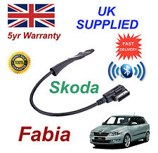 Skoda Fabia 2009+ Bluetooth Music Module, For Samsung Motorola Amazon Nokia LG