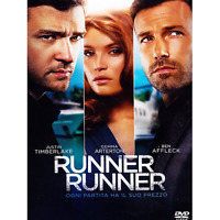 RUNNER RUNNER (2013) un film di Brad Furman - DVD EX NOLEGGIO - FOX