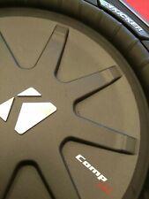 BMW E61 Subwoofer Gehäuse inkl. Kicker 350Watt RMS / 700 Watt