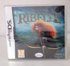 RIBELLE the brave  ITALIANO NUOVO SIGILLATO NINTENDO DS 2DS 3DS