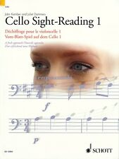 Cello Sight-Reading 1 NEW Schott 049016667
