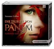 Die Tribute von Panem. Gefährliche Liebe (6 CD) von Suzanne Collins (2013)