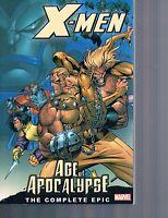 X-Men: The Complete Age of Apocalypse Epic Vol 1 (2006, Marvel Comics)