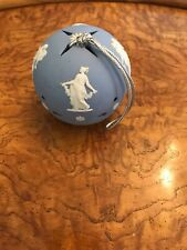 wedgwood ornament ball floral girls made in england