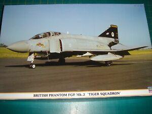 1/48 Hasegawa British Phantom FGR Mk.2 'Tiger Squadron' #09602