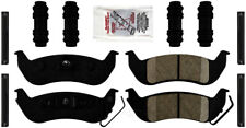 Disc Brake Pad Set-4WD Rear Autopartsource PTC1040A