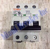 JVM3C02 3 Pole 2 Amp 480 Volt Circuit Breaker