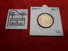 FRANCE - PIECE DE 20 CENTIMES LAGRIFFOUL 1995 BE - REF36014