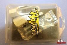 MOTRAX TOP BLOCK FRONT FOOT-REST PEGS FOR YAMAA YZF R1 2000 PART# Y2F