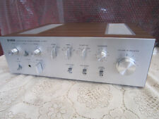 YAMAHA CA 600 Vintage Stereo Amplifier - 2no Phono Preamp Stages