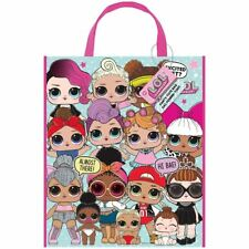 LOL Surprise Tote Bag Birthday Party Girls Dolls L.O.L Sweet Gift Treat