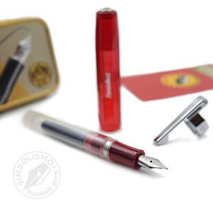 Pluma estilográfica Kaweco ICE Sport Red M (fountain pen)