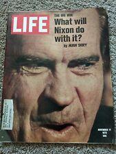 Life Magazine November 17, 1972