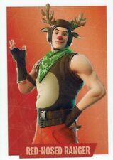 Panini Fortnite Serie 1 2019 Sticker Epic Games Sticker Nr. # 343 Red Ranger