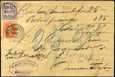 Schweiz Nr. 57-58 Brief (1800325181)
