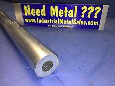 "1-1/2"" OD x 12""-Long x 3/8"" Wall  6061 T6511 Aluminum Round Tube->1.5"" OD x .375"