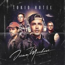 TOKIO HOTEL - DREAM MACHINE NEW CD