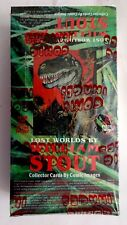 COMIC IMAGES COLLECTOR CARDS LOST WORLDS BY WILLIAM STOUT FACTORY SEALED CASE