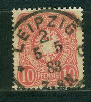 Deutsches Reich 41a , o, geprüft