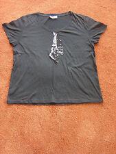 Tee shirt Sonia Rykiel avec motif fantaisie