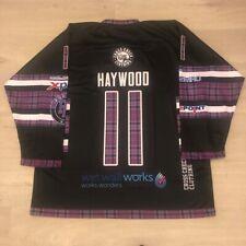 Glasgow Clan   #11 Matt Haywood St Andrews jersey