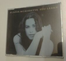 Alanis Morissette You Learn CD Single - feats Taylor Hawkins