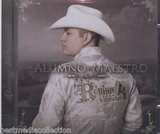 SEALED - Remmy Valenzuela CD NEW De Alumno A Maestro ORIGINAL CD 12 Canciones..