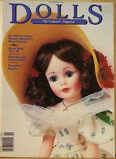 DOLLS  The Collector's Magazine ~ NOVEMBER 1990