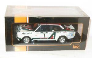 1/18 Fiat 131 Abarth  Alitalia  Vinho Porto Rally Portugal 1978 S.Munari