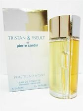 Tristan & Yseult Philtre D'Amour 2 x1.6 oz / 2 x 50 ml Pierre Cardin  2 in a box