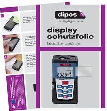 3x Bosch DLE 70 Professional Protector de Pantalla protectores transparente