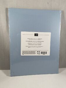SEASIDE SPRAY cardstock Stampin Up 8.5 X 11 -Comb Ship Disc Available
