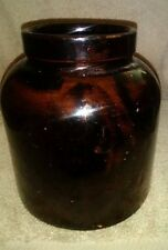 Bottom Marked 1/2 Gallon Preserve Jar by Minnesota Stoneware of Red Wing