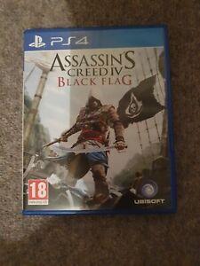 Assassins Creed - IV - Black Flag - PS4 - Brand New