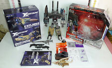 TRANSFORMERS BRUTICUS FANSPROJECT CROSSFIRE UNIVERSE BIB COMPLETE