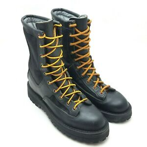 DANNER ACADIA Military Boots 21210 Gore-Tex Vibram Soles Women Size 5.5 Black