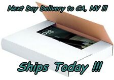 1400 Vinyl LP Record Album Storage Box Shipping Mailers