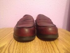 Mens Red Wing Shoes Steel Toe Slip On Size 9 1/2 D