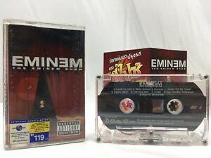 Eminem The Eminem Show Cassette Tape (Interscope Records 2002)